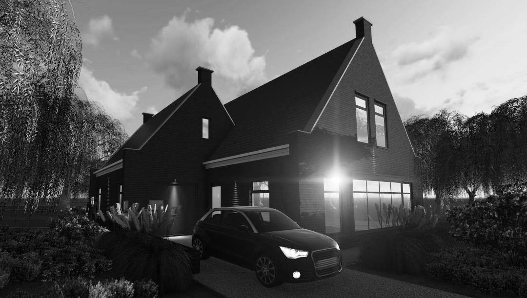 Nieuwbouw woning Oudega