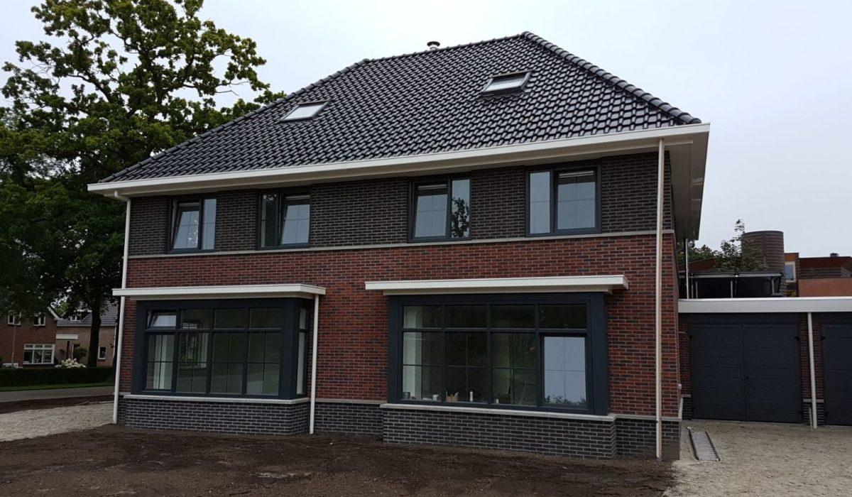 Nieuwbouw 2/1 kap woning